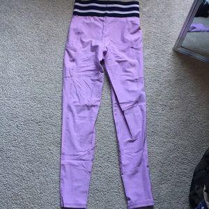 Aerie Baby Purple Leggings